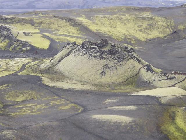 Il vulcano Lakakigar, Islanda