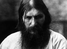 Una foto di Rasputin