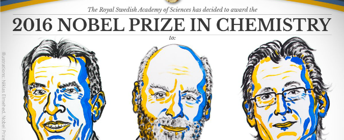 Premio Nobel per la Chimica 2016