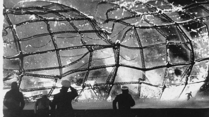 La tragedia dell'Hindenburg