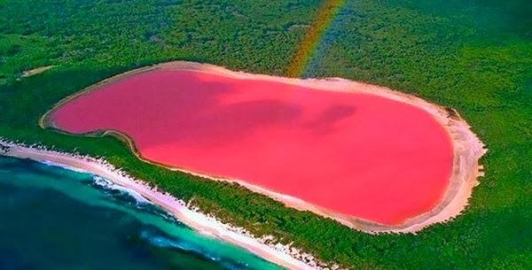 Lago Hillier (Australia)