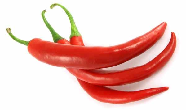 La chimica del peperoncino